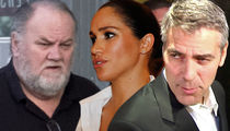 George Clooney Slammed By Thomas Markle Over the Letter to Meghan