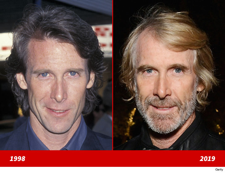 Michael Bay Good Genes or Good Docs?
