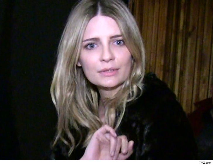Mischa Barton's Salary for 'The Hills' Targeted in $310k Judgment