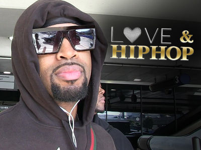 Safaree Bails on 'Love And Hip Hop' Reunion, VH1 Threatens Legal Action