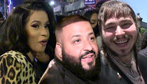 DJ Khaled to Host Days of Summer Cruise Featuring Cardi B & Post Malone