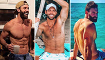 Shirtless Shots Of #MCM Robby Hayes To Get You 'Bachelor' Ready!