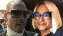 T.I. Halts 'Family Hustle' Production After Sister Lands in Hospital
