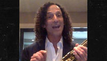 Kenny G Says Kanye's V-Day Gift to Kim Was Last Minute Miracle