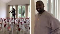 Kim Kardashian Serenaded By Kenny G, Valentine's Day Gift From Kanye West