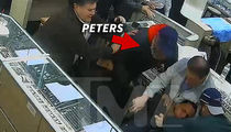 Comedian Russell Peters Takes Down Attempted Jewelry Thief in NYC