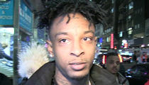 21 Savage Bailed on Gig After Complaining About Gun and Opening Act