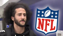 Colin Kaepernick Strikes Settlement with NFL In Collusion Case