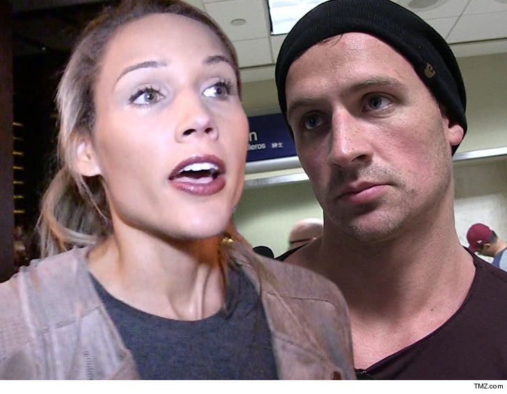 Lolo Jones Blasts Ryan Lochte ... As Olympic Disgrace