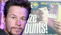 Mark Wahlberg's Early Career and Personal Items Found in Old Storage Units