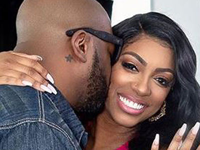 'RHOA' Recap: Porsha Williams Gets ENGAGED -- And Wait'll You See That ROCK!