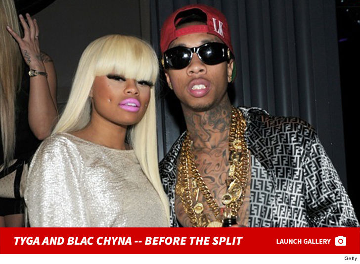 Blac chyna dating tyga