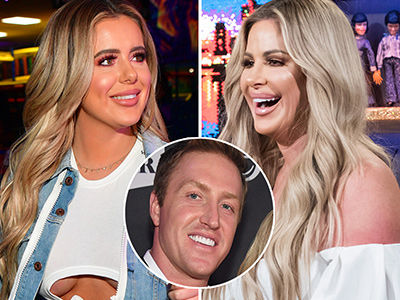 Brielle Biermann Reveals Stepdad Kroy WALKED IN ON HER -- See How Kim Zolciak Reacted!