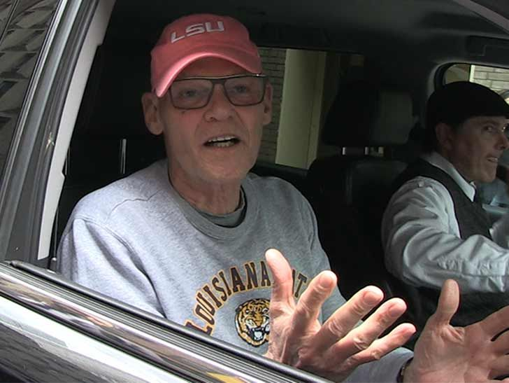 James Carville Says Anthony Davis Can Get Lost, BUT DID YOU SEE LSU?