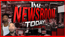 TMZ Newsroom: Jussie Smollett's Story Has Race Discrepancy