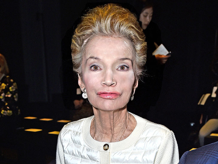 Lee Radziwill Jackie Kennedy's Sister Dead at 85