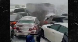 Massive Pile-up on Missouri's I-70 Caught on Video, One Person Killed