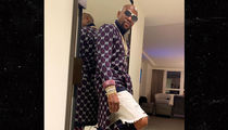 Floyd Mayweather Rocks Head-To-Toe Gucci But Disables Comments