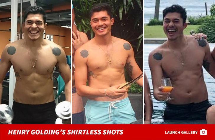 'Crazy Rich Asians' Henry Golding Next James Bond??? 007's Gotta Keep Secrets