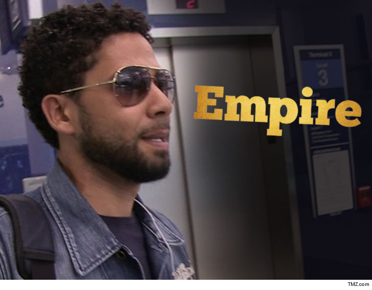 Jussie Smollett 'Empire' Role Slashed ... In Wake of 'Attack' Scandal