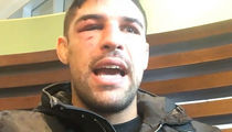 UFC's Vicente Luque's Face Is Wedding Planner's Nightmare After Barberena Fight