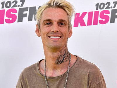 Aaron Carter Says He's Planning to EXPOSE Identity of Alleged STALKER: 'I'm Scared for My Life'