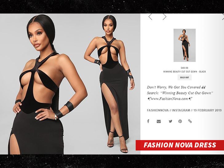 0314c325068 Kim Kardashian West Rips Fashion Nova for Ripping Off Her Look