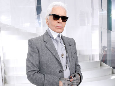 Designer Icon Karl Lagerfeld Dead at 85