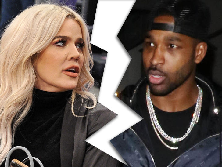Khloe Kardashian Splits With Tristan For Allegedly Cheating with Kylie's BFF - TMZ