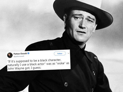 John Wayne's Racist and Homophobic Playboy Interview Resurfaces and Twitter Goes OFF