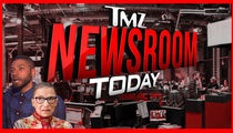 TMZ Newsroom: Jussie Smollett's 'Empire' Role Slashed in Wake Of 'Attack' Scandal