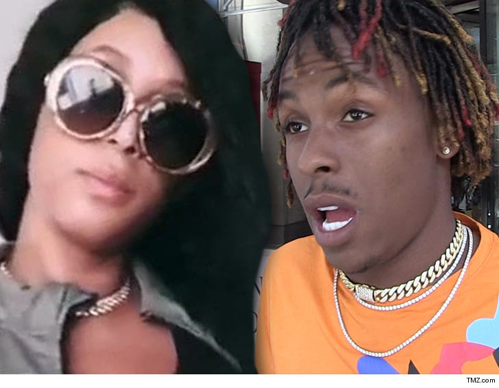 sports shoes 36ca8 89f59 Rich the Kid's Estranged Wife Says He's Legally Ghosted Her ...