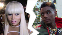 Blac Chyna and Soulja Boy Split After Dating For a Couple Weeks