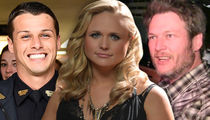 Miranda Lambert's Hubby Wanted To Meet Her Forever, First Met Blake Shelton
