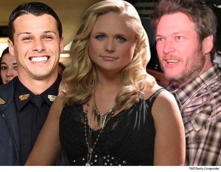 Miranda Lambert's Husband Dying To Meet Her For Years ... But First Met Blake Shelton