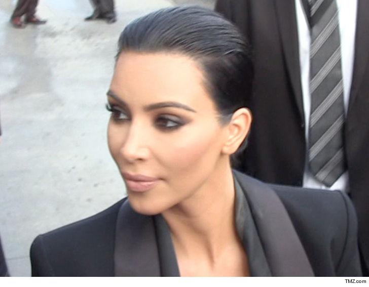 Kim Kardashian fumetti porno
