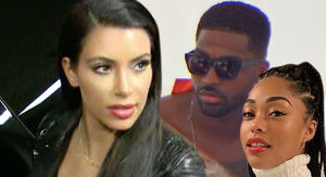 Kim Kardashian Unfollows Tristan Thompson and Jordyn Woods on Instagram