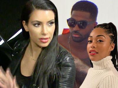 Kim Kardashian Unfollows Tristan and Jordyn on Instagram, Khloe Wipes Photos