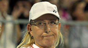 Martina Navratilova Dropped By LGBTQ Group Over 'Transphobic' Comments