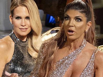'RHONJ' Recap: Teresa ATTACKS 'Stalker' Jackie Before Surgery Confessions SHOCK Andy