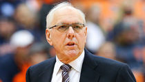 Man Dies After Being Hit By Car Driven By Syracuse Coach Jim Boeheim