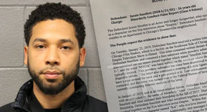 Jussie Smollett 'Attack' Planning Started with Text, 'Might Need Your Help on the Low'