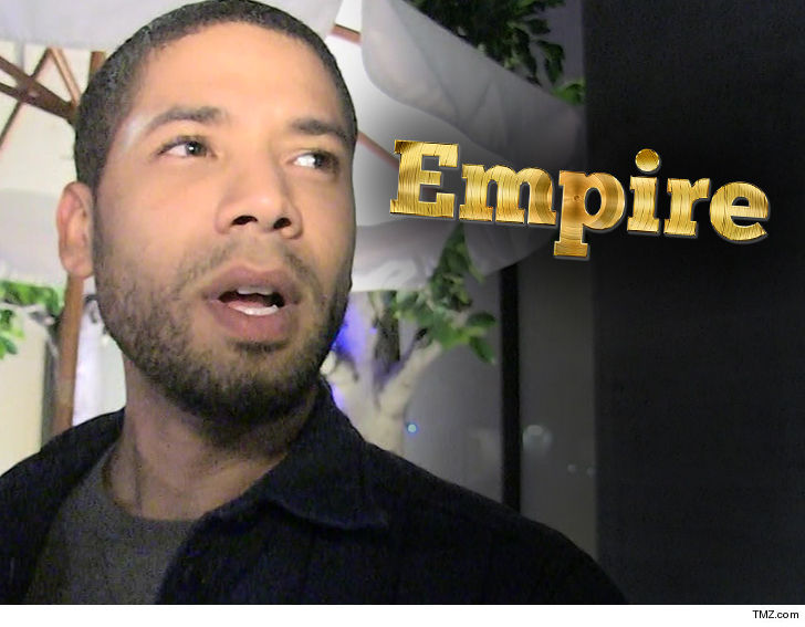 Jussie Smollett 'I Swear to God, I Did Not Do This' ... Pleads to 'Empire' Cast