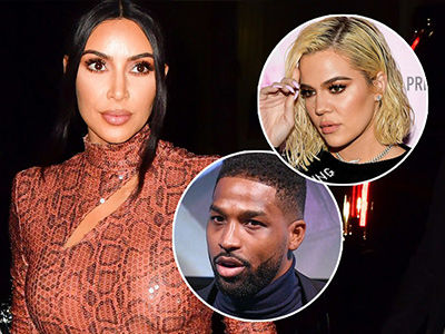 Kim Defends Khloe -- And Throws Shade at Jordyn? -- In Wake of Tristan Cheating Scandal