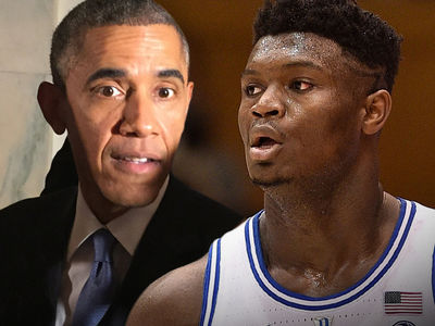 Barack Obama, LeBron James Wish Zion Williamson Speedy Recovery