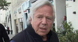 Robert Kraft Charged In Prostitution Sting, Patriots Owner Denies Charges