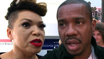 Tisha Campbell and Duane Martin Reach Temporary Custody Deal