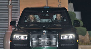 Tom Brady Cheats On Aston Martin with Rolls-Royce