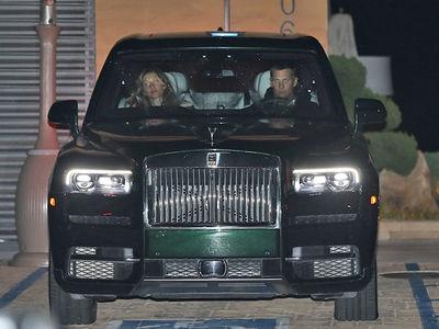 Tom Brady QB's Rolls-Royce In Malibu, Aston Martin In the Shop?
