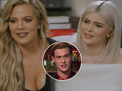 Wait a Second -- Did Tyler Henry PREDICT the Khloe-Tristan-Jordyn Love Triangle??!